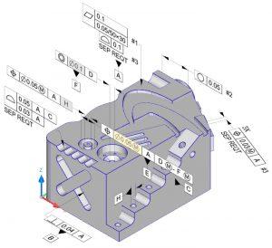 EVOLVE SmartProfile Import CAD Model or PMI